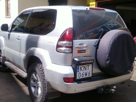 Toyota Land Cruiser 120